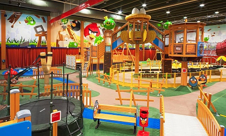 Парк Angry Birds Activity в Иматре